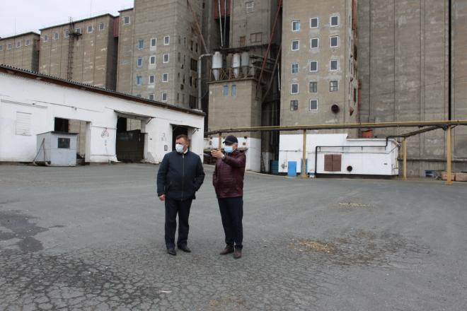 Тюменская область ишимский элеватор таврический элеватор
