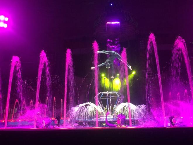 Цирк на воде Главная